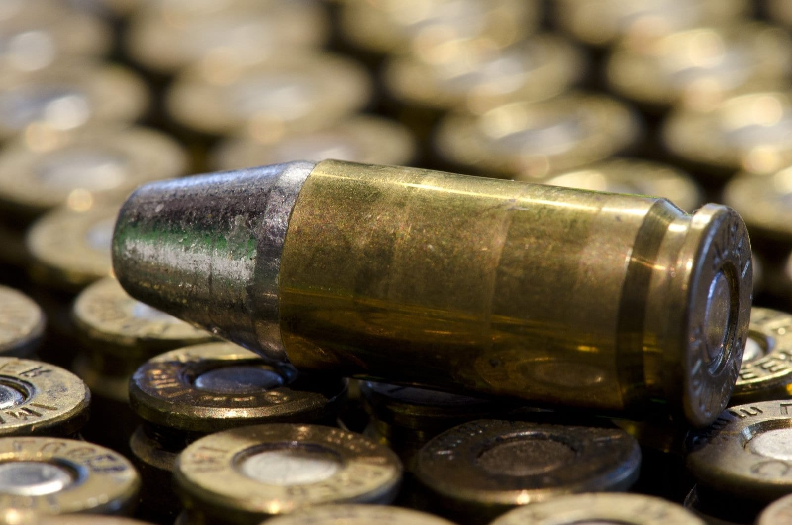 9mm ammunition in bulk for course or training