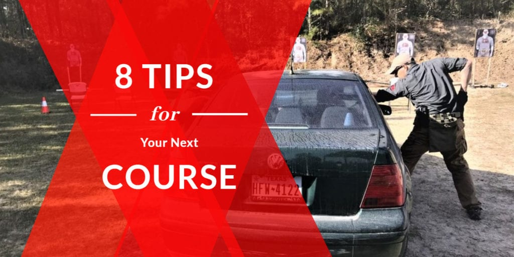 8 Tips for your next course blog post header