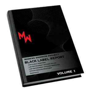 Black Label Report V1 Hardback Isolated