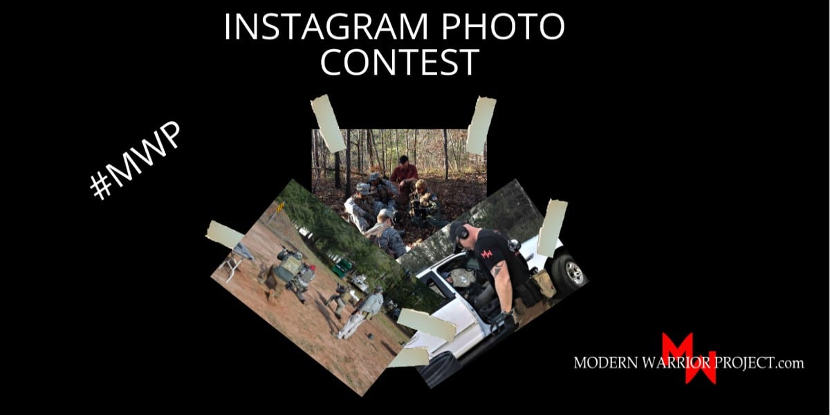Modern Warrior Project Instagram Tactical Photo Contest