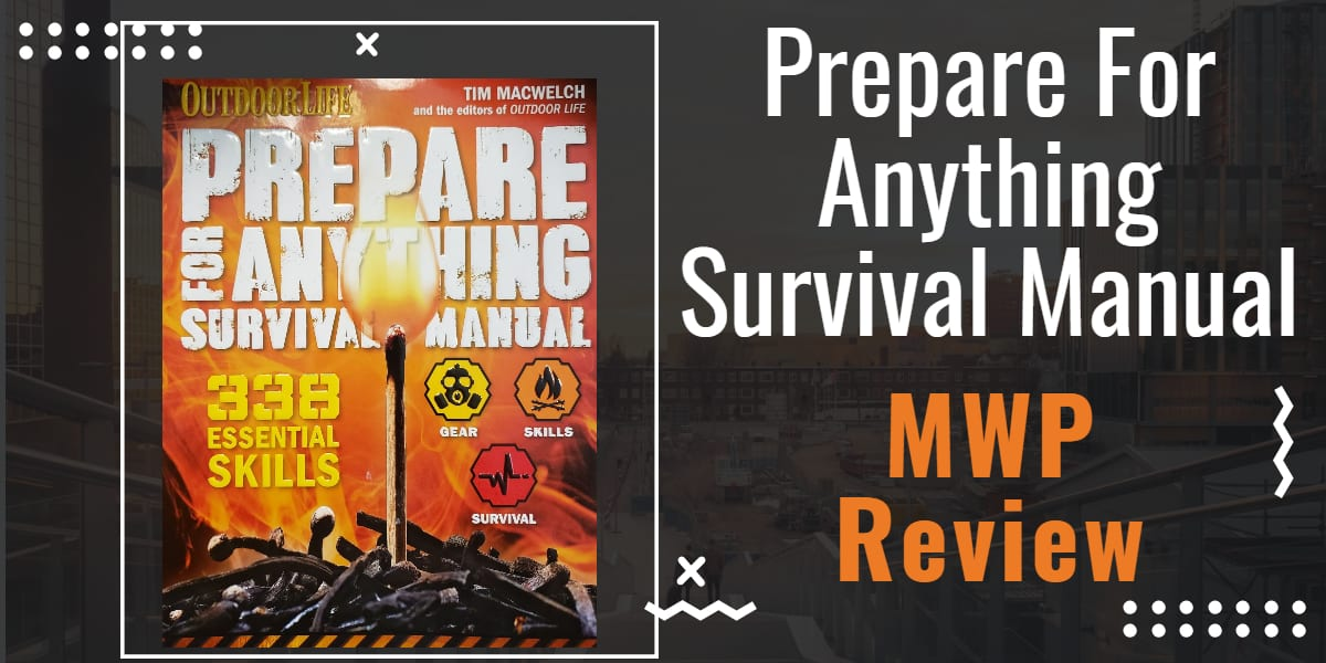 Prepare for Anything Survival Manual Featured Image
