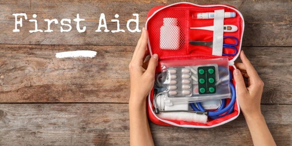 First Aid Family Emergency Kit
