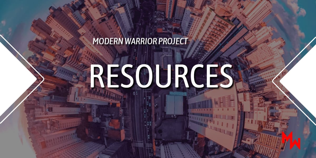 Modern Warrior Project Resources Featured