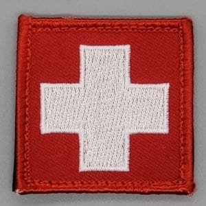 Medic Patch Square