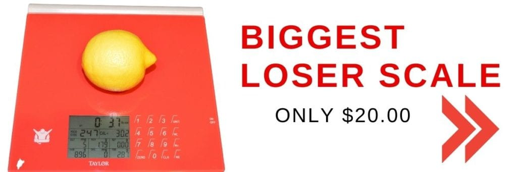 Biggest Loser Scale