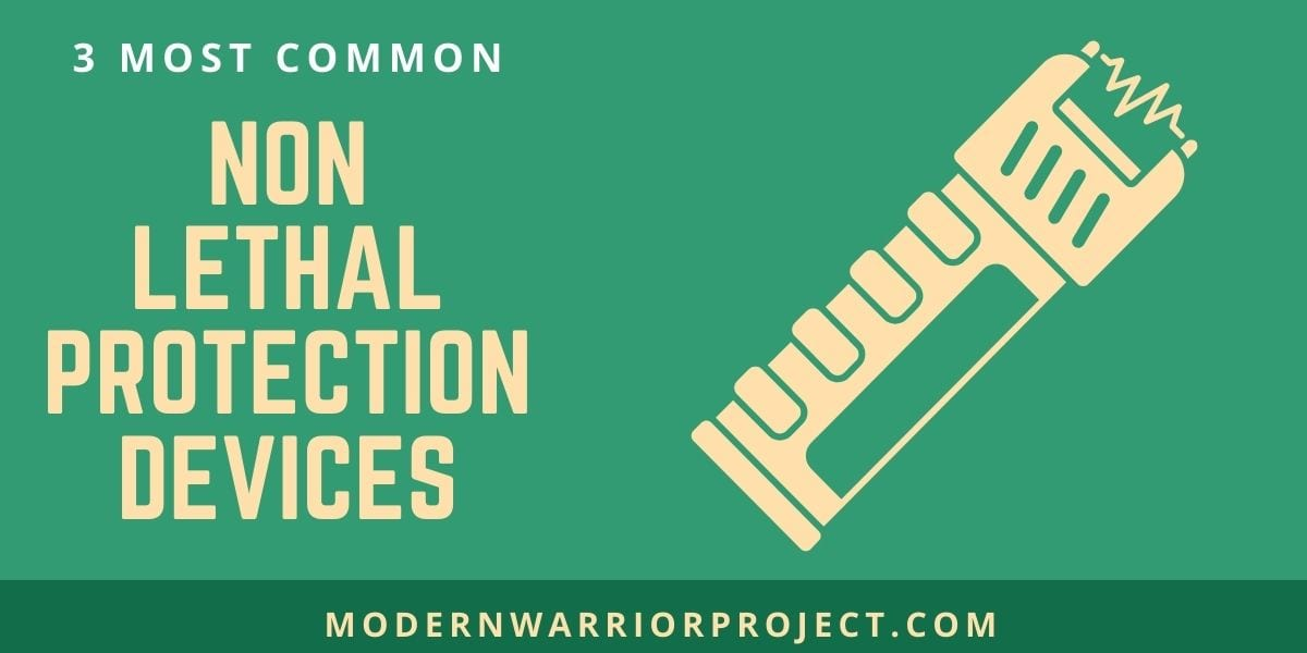 Non Lethal Protection Devices Featured Image