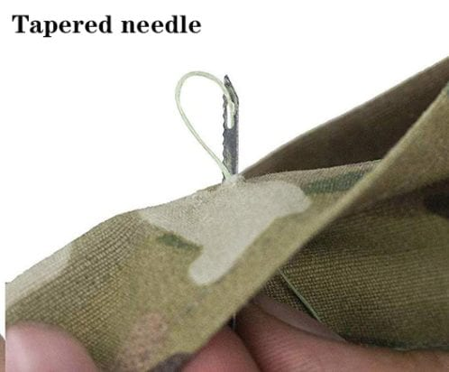 Survival Card Tapered Needle