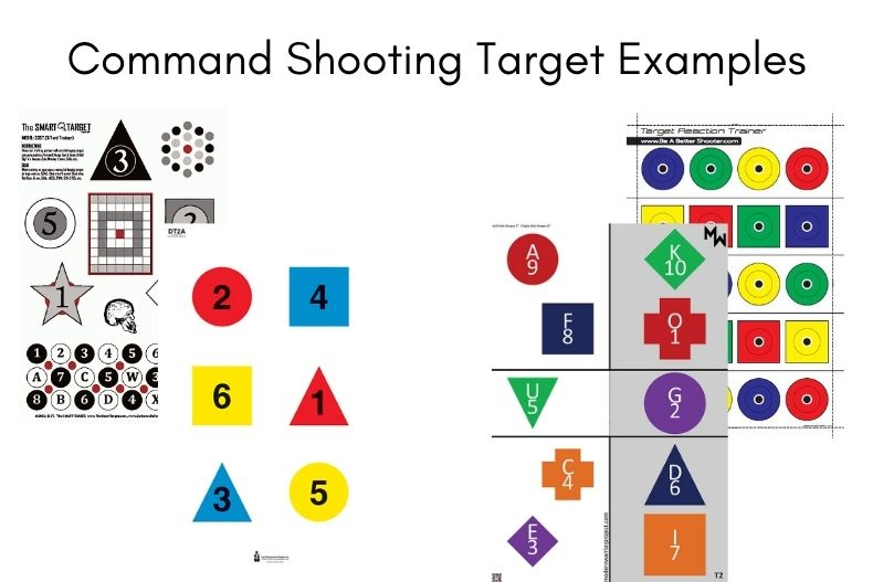 Command Shooting Targets Examples 790x527