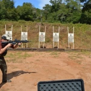 Modern Warrior Project Rifle Course