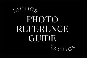 Photo Reference Guide 360x240