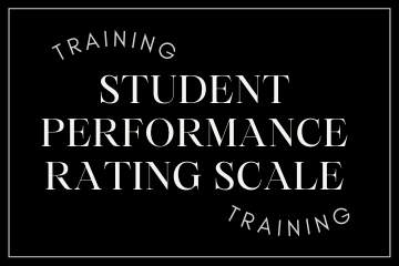 Student Performance Rating Guide 360x240